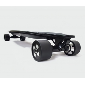 38'' Dual HUB Motor Electric Skateboard 36V 6.6Ah 90*51mm 1000W