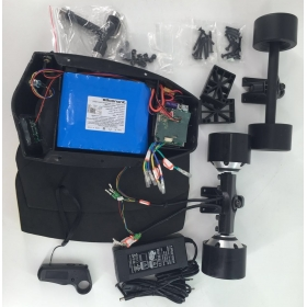 10S5P 360WH Battery&ESC&Power Truck Kit Dual 90*52mm Hub Motors