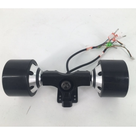 Dual HUB Motor 90*52mm 1000W75KV Power Truck