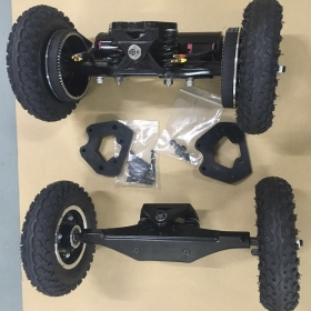 11'' OffRoad AllTerrian Power Truck Kit with 8'' Pneumatic Tires