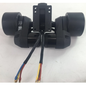 Dual Belt Drive 1400W*2 N5055 Motor Power Truck