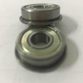 Lipped Bearing for Our Drive Wheel Pulley