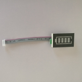 Battery LCD indicator for V1.1 ESC