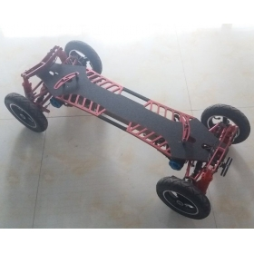 4engines Extreme All Terrain Electric Skateboard With