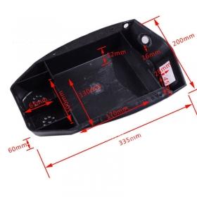 Electric Skateboard Battery Amp Esc Power Kit 10s5p 10ah