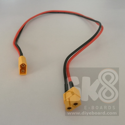 XT60 Power Cable Wire Connecting Battery and ESC [XT60 Power Cable ...