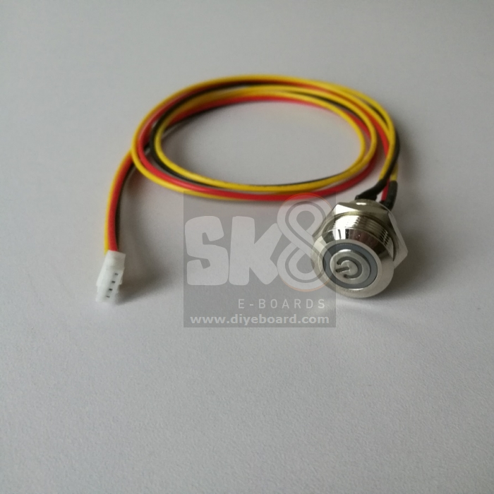 on/off button / power switch for V2.1 ESC [on/off power switch for ...