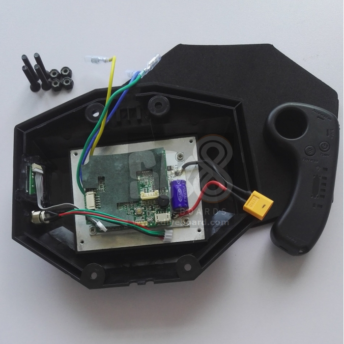Single Belt Drive Outrunner Motor ESC Speed Control Kit [Single Belt